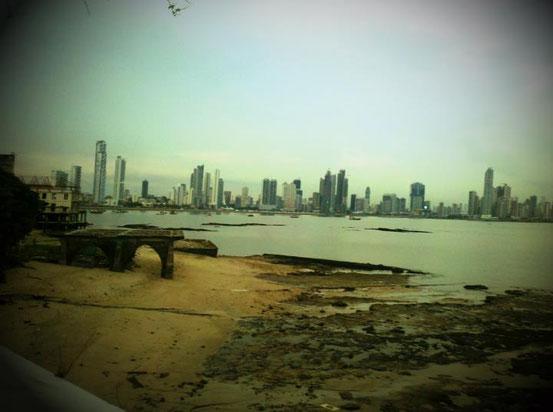 Bild entstand während eines Ausflugs in die Altstadt Panama Citys.