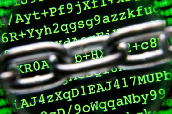 Sicherheitsschlüssel einer Verschlüsselungssoftware (© picture-alliance, Frank Duenzl))