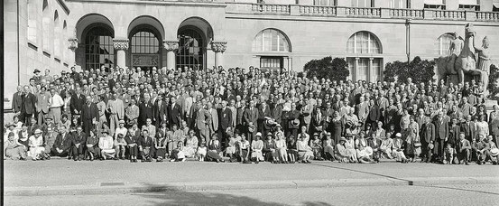 Internationaler Mathematikerkongress; Zürich (1932): Sollte man Mathematiker wörtlich nehmen?