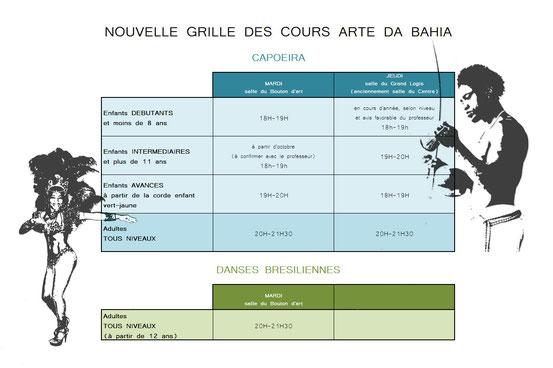 #cours #capoeira #danse #breslienne #vendee #44 #85 #bresil