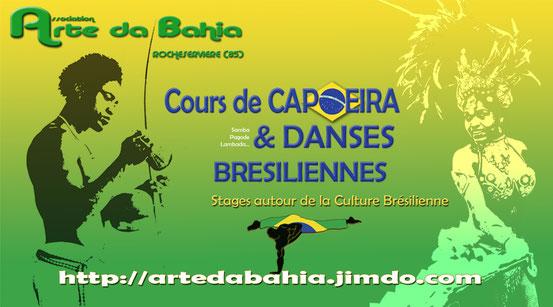 #capoeira #cours #artmartial #dansebresilienne #samba #vendee #85 #paysdelaloire #bresil