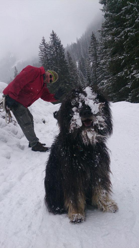 Pipi-das Schneemonster