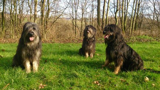 Pipiola mit ihren Jungs Aaron und Arik