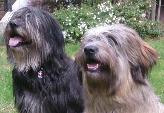 Pipi und Bea