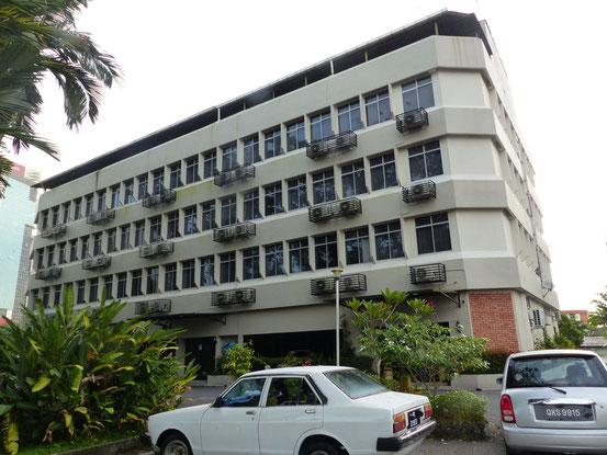 Hotel Telang Usang in Kuching
