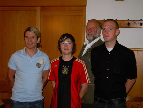 (v.l.: Eichmeier Klaus, Bermüller Robert, Hopfensperger Michael)