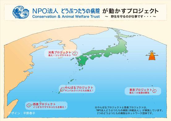 プロジェクトマップ