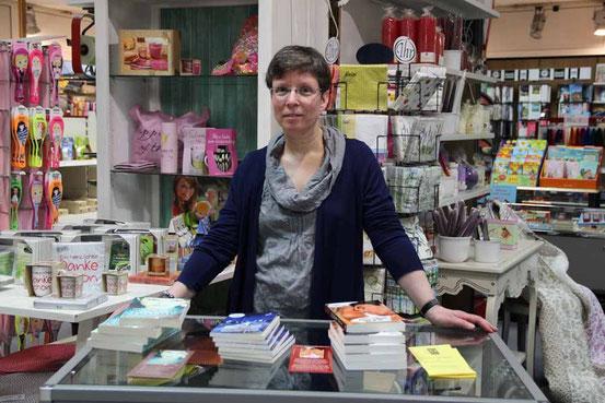 Buchpräsentation mit Kari Lessír
