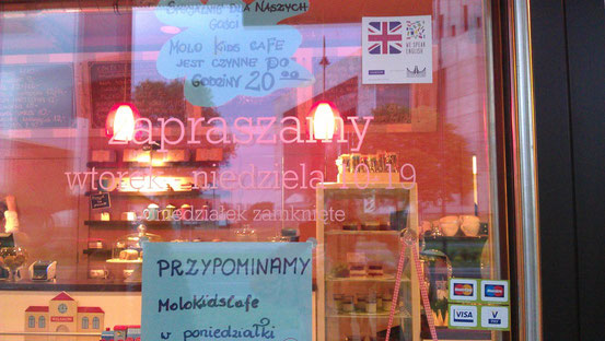 Molokids Cafe
