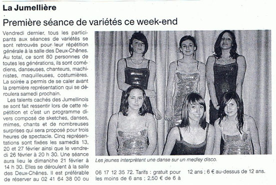 Ouest France - 11/02/2010