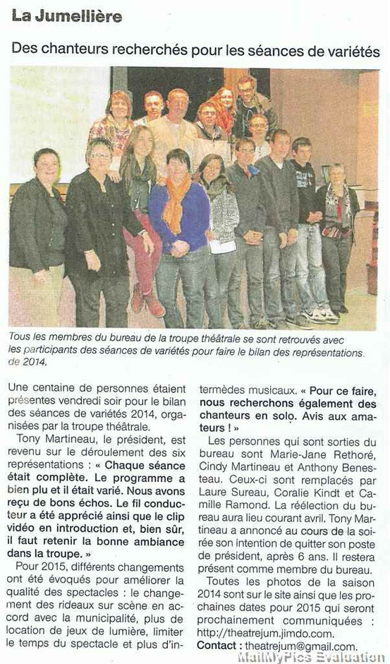 Ouest France 03-04-2014