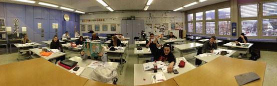 Malerfachklasse 3b