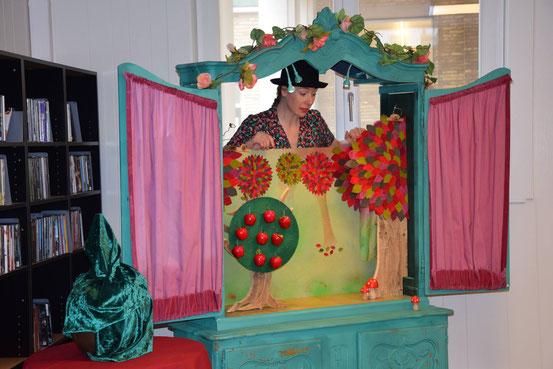 tok, kindertheater, bliblitoheek, poppentheater, kinderfestival