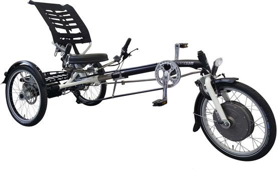 Easy Sport Van Raam Dreirad für Erwachsene und Senioren