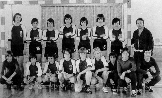 B- Jugend 1976