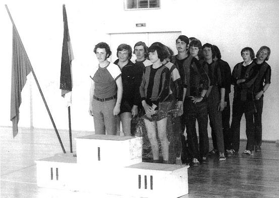 BSG Einheit Spartakiadesieger 1972