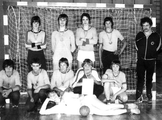 B-Jugend 1980