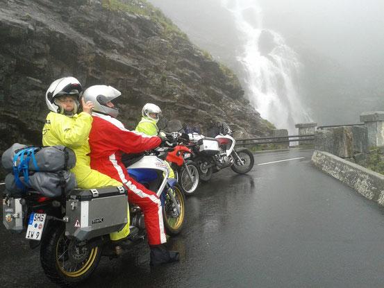 Stigfossen Enduro Reise 2013