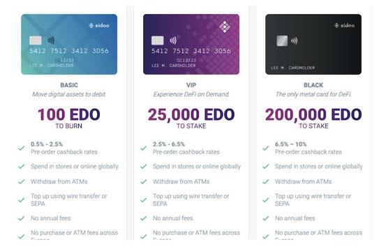 eidoo card criptovalute atm bancomat