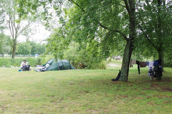 Lac de Madine (Meuse) - 9 juillet 2014