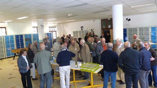 """AG 2010 - Apéritif dans """"L'étude des petits"""""""