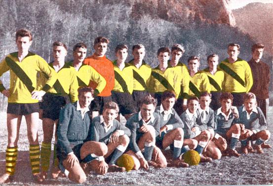 Equipe de Foot vers 1954