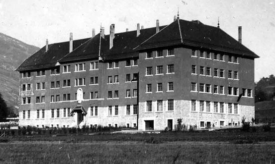 1934 - Vue de l'entrée principale