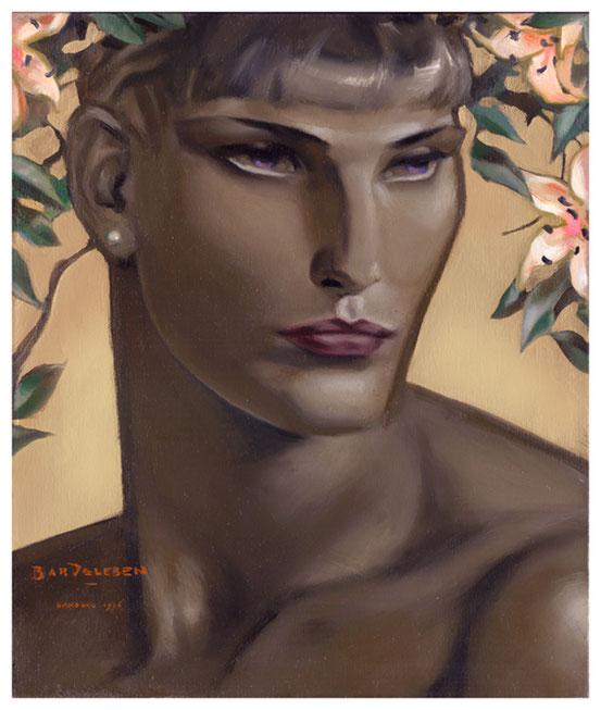 "Portrait ""Heidi"""
