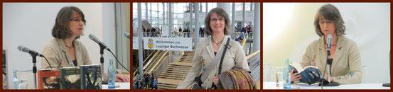 Lesung auf der Leipziger Buchmesse am 16. März 2014