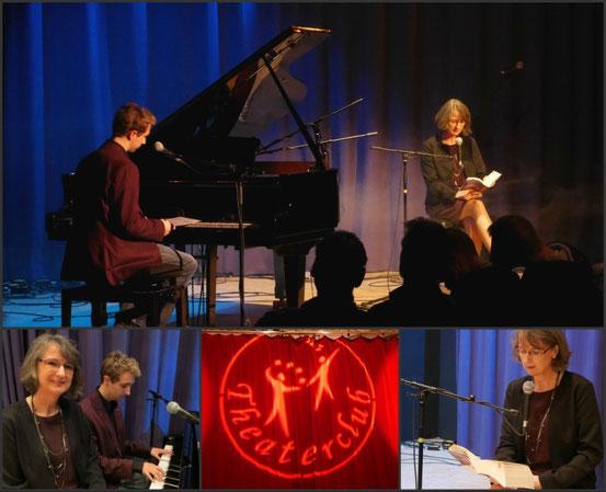 Zeilenklang, Aurelia L. Porter, Maximilian J. Zemke, Theaterclub Hamburg, Jan Jahn