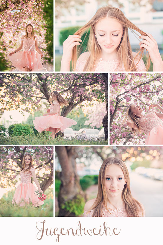 Jugendweihe, Kirschblüten, Fotografie Zwickau, Portraitfotos, Tumblr