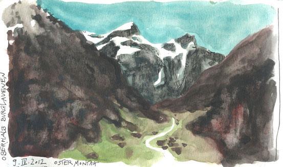 Burglauenen near Grindelwald