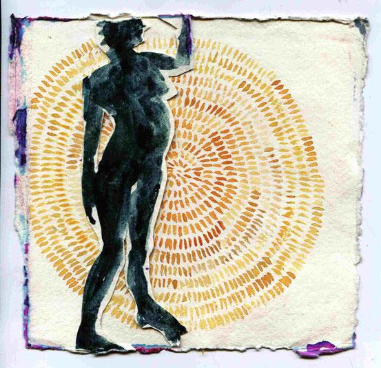 ... sun-circle ...