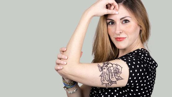 Fake Tattoo - El Cánder Nos Marca de por Vida 2015