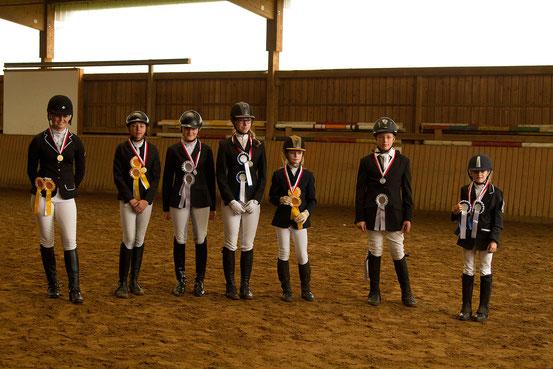 Unsere Kreismeister. Weitere Fotos finden Sie hier: http://jeanette.fotograf.de/
