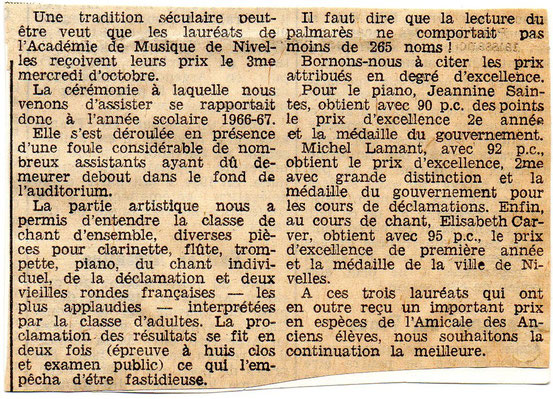 Article paru le 27/10/1968