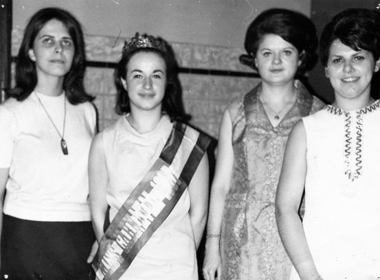 Miss Carnaval 1967 : Jeanine Lyssens