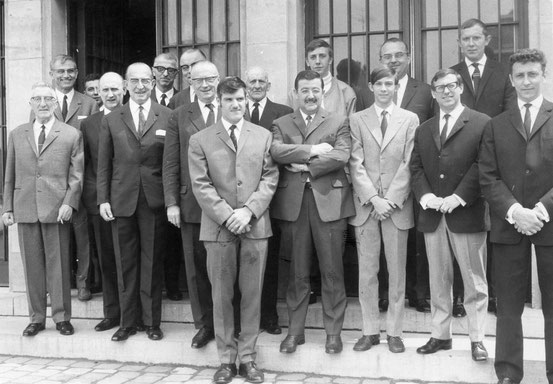 Mérites Sportifs 1969