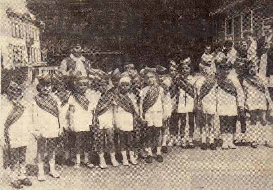 Ecole maternelle de Tumerelle (classe de Madame Mousty)