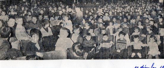 """article paru le 12/08/1968 dans le journal """"Le Peuple"""""""