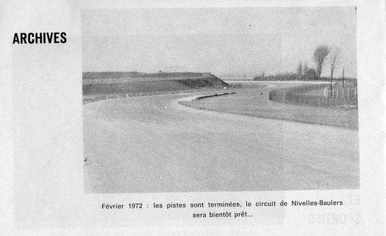 """photo parue dans """"Nivelles qui rit, Nivelles qui vit"""" en janvier 1977"""