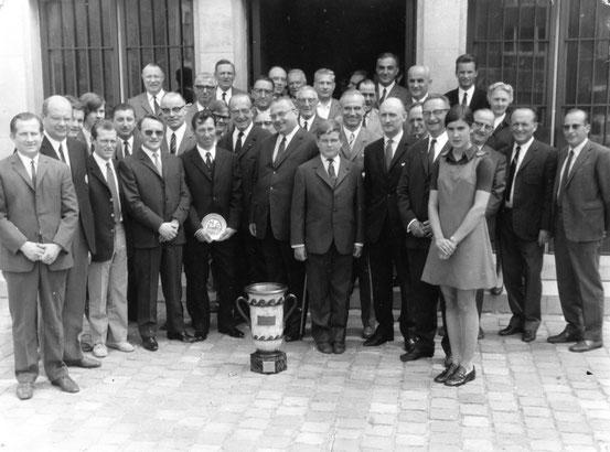 Mérites Sportifs 1970