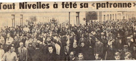 Départ du Tour , octobre 1967