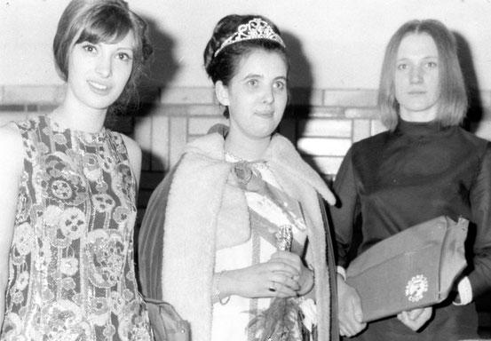 Miss Carnaval 1969 : Nicole IRE