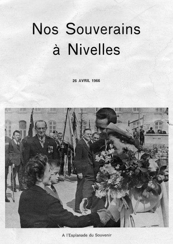 """Photo du Cahier """"Nivelles qui rit, Nivelles qui vit"""""""