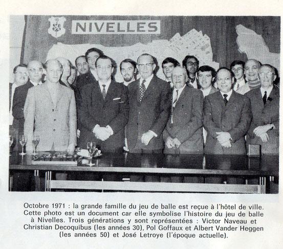 """Deux autres photos parues dans """"Nivelles qui rit, Nivelles qui vit"""""""
