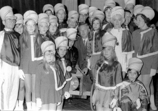 Fêtes de Wallonie septembre 1971