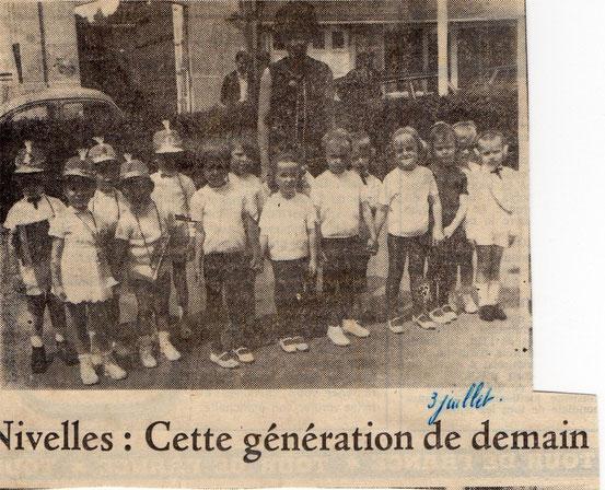 Classe maternelle de Tumerelle (Madame DEPT)