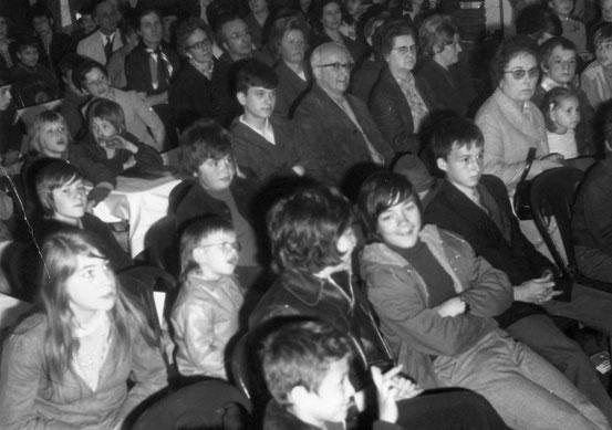 Concours Jean de Nivelles, remise des prix en 1974