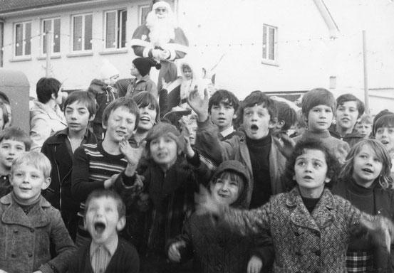 Le bonheur des enfants...qui ont 40 ans de plus aujourd'hui...